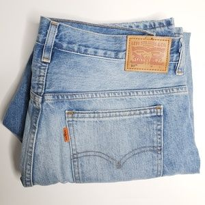 •LEVI'S• Vtg. Orange Tab 517 High Rise Jean Sz 31.